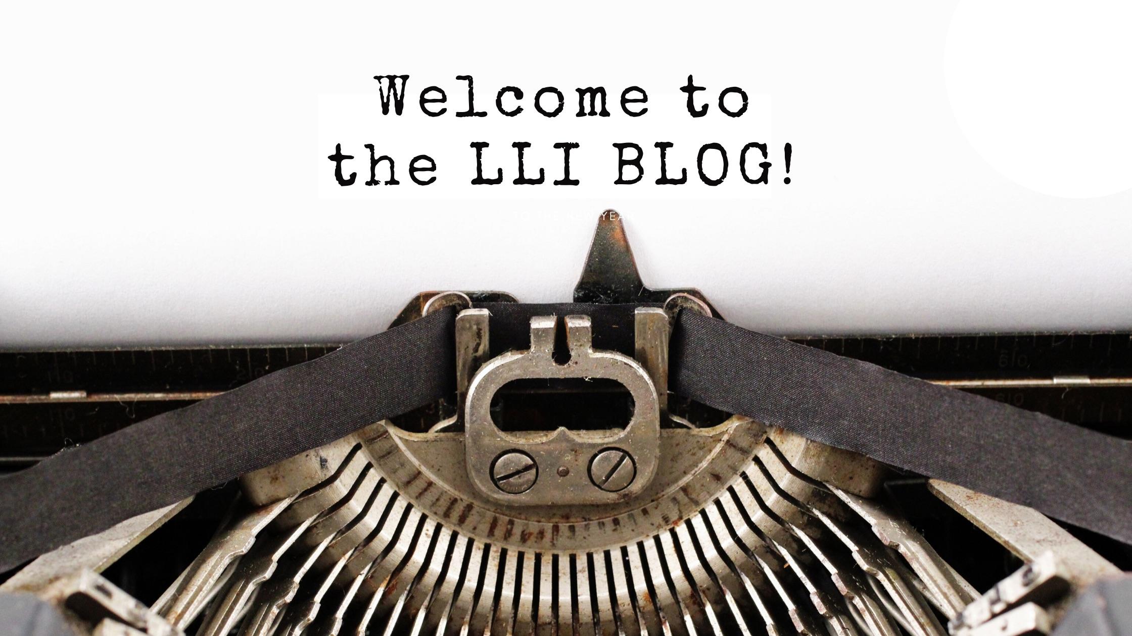 Let the blogging begin!